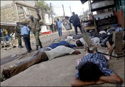 Кения на грани гуманитарной катастрофы