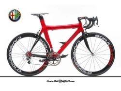 Alfa Romeo – не только автомобили, но и велосипеды