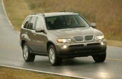 Новый двигатель BMW X5 очищает выхлоп с технологией BluePerformance