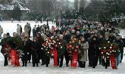 В Берлине тысячи человек поминают основателей коммунизма