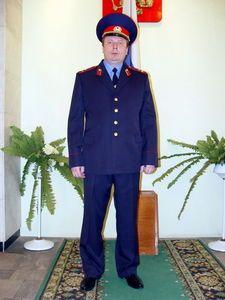 Милиционеры станут синими
