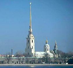 Петропавловская крепость станет русским Диснейлендом?