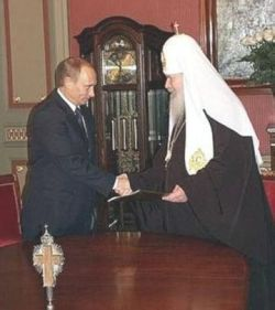The Times: Президент Путин и патриархи