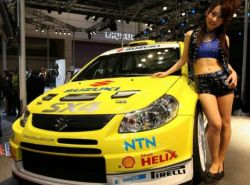 Токийское тюнинг-шоу (Tokyo Auto Salon with NAPAC) (фото)