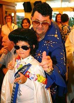 Шоу двойников Элвиса Пресли (Elvis Presley) (фото)