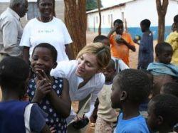 Мадонна обманула ООН и GUCCI: деньги африканских детей ушли в Центр Кабаллы