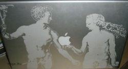 Тюнингованные ноутбуки Apple (фото)