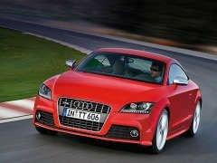 Audi выпустила на просторы самую мощную версию TT - TTS Roadster