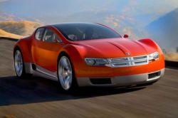 Электрический концепт Dodge Zeo в Детройте (фото)