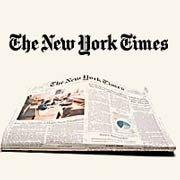 В газете New York Times будут печататься лучшие статьи из Интернет-блогов