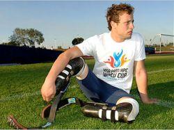 Бегуну-инвалиду из ЮАР Оскару Писториусу запрещено соревноваться на Олимпиаде в Пекине