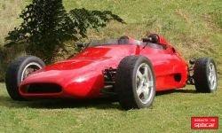 "Британцы из Brooke Cars изготовили спорткар \""веса мухи\"" Double R"