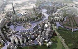 Башни-близнецы возведут в Дубае