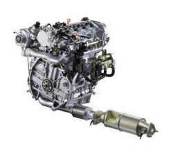 Acura представит турбодизельные двигатели в 2009 году