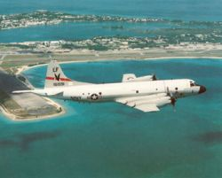 Четверть противолодочных самолетов США P-3C Orion, выведены из эксплуатации