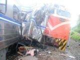 Столкновение поездов в Аргентине: 50 пострадавших