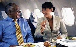 Исследование: запрет на телефоны неоправданно снижает деловую активность американцев на борту самолета