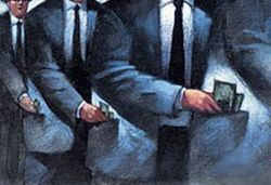 Кто виноват в том, что в Дальневосточном федеральном округе процветает коррупция, а экономика загнана в тупик?
