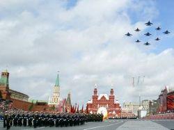 На военном параде 9 мая в Москве снова появится боевая техника