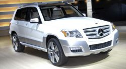 В Детроите представлен Mercedes GLK Townside и Freeside