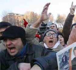 Михаил Саакашвили предложил оппонентам министерские портфели