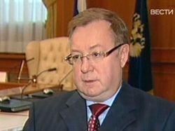 Сергей Степашин предлагает арестовать имущество руководителей Noga