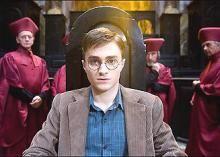 Седьмой фильм о Гарри Поттере выйдет в двух частях