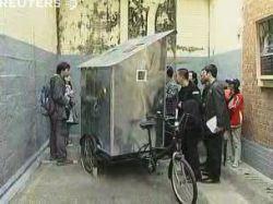 Гонконгский дизайнер придумал новый передвижной дом-велосипед (видео)