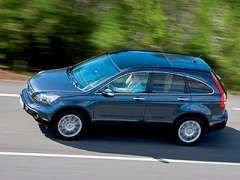 Honda выводит на российский рынок более мощную версию CR-V