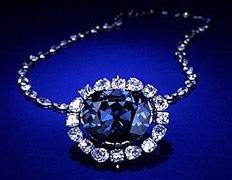 Ученые раскрыли тайну голубого бриллианта