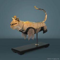 Доспехи для котов и мышей (фото)