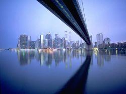 Между Манхэттеном и Бруклином появятся четыре водопада