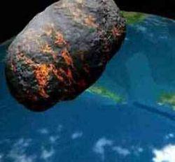 Исследователи отыскали на просторах Антарктиды весомый метеорит