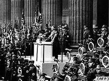 74 года спустя: Германия оправдала обвиняемого в поджоге Рейхстага Маринуса ван дер Люббе