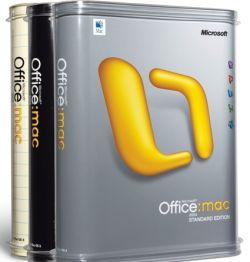 Office 2008 для Mac: уже в продаже
