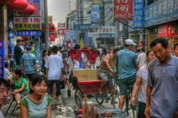 Китай сокращает энергопотребление на 20%
