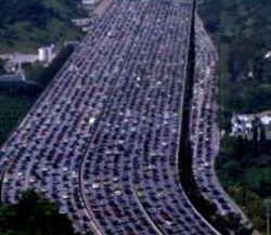 К 2010 году на Земле будет 1 миллиард автомобилей