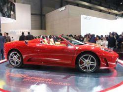 Ferrari выпустила автомобили на этаноле