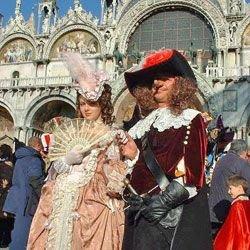 В Италии наступает пора карнавалов