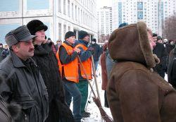 В Москве гастарбайтерам будут выдавать электронную карту гостя