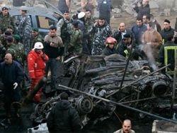 Эксперт: Теракт в Ливане связан с турне Джорджа Буша