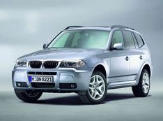 BMW X3 победил в рейтинге надежности