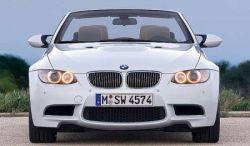 BMW M3 Cabrio: официальный портрет (фото)