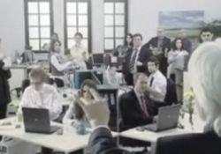 Симфония Моцарта в исполнении оркестра от Hewlett-Packard (видео)