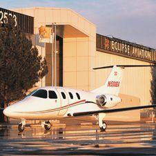 Американская Eclipse Aviation планирует перенести производство легких 4-местных самолетов в Россию