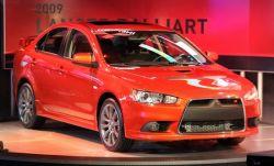 Mitsubishi сделала «упрощенную» версию Evo, получившую название Rallia