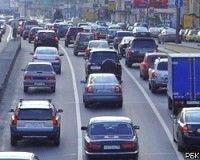 ГИБДД: Подмосковье по числу автомобилей приближается к Европе