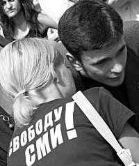 В Челябинске перед визитом Медведева решили наказать неугодных журналистов