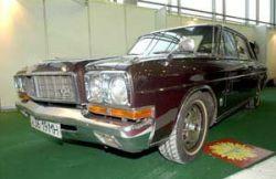 Mercedes 600 Леонида Брежнева выставляют на аукционе в Германии