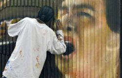 Работы мексиканских мастеров граффити (фото)
